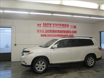 2013 Toyota Highlander for sale in Binghamton, NY