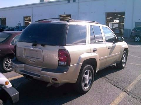 2007 Chevrolet TrailBlazer for sale in Delran NJ