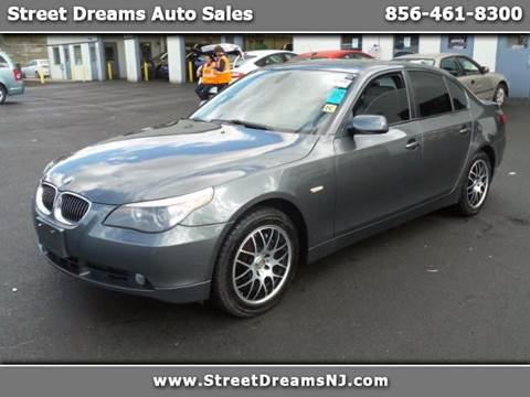 2006 BMW 5 Series for sale in Delran NJ