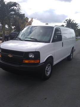 2016 Chevrolet Express Cargo For Sale In West Palm Beach FL