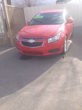 Chevrolet Cruze For Sale New Mexico