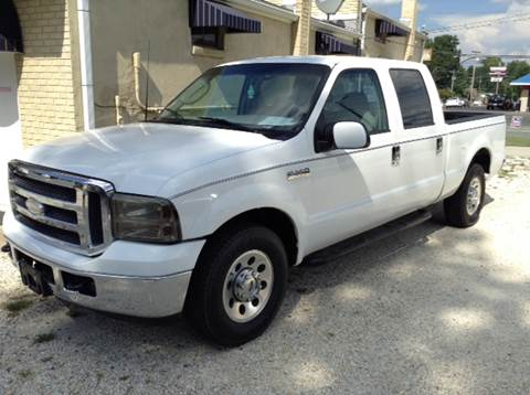 2005 Ford F-250 Super Duty for sale in Burlington, NC