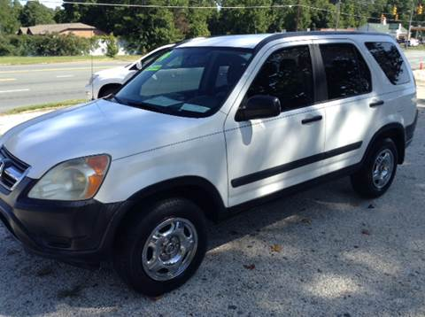 2004 Honda CR-V for sale in Burlington NC