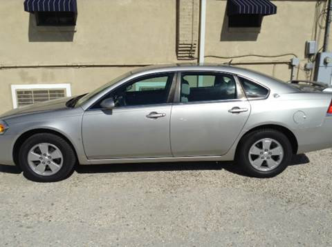 2008 Chevrolet Impala for sale in Burlington, NC