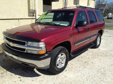 2005 Chevrolet Tahoe for sale in Burlington, NC