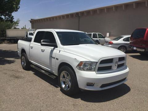 2010 Dodge Ram Pickup 1500 for sale in Albuquerque NM