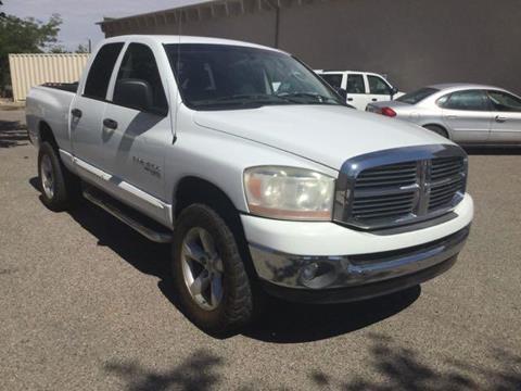 2006 Dodge Ram Pickup 1500 for sale in Albuquerque, NM