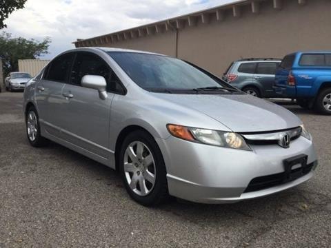 2007 Honda Civic for sale in Albuquerque NM