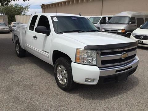 2011 Chevrolet Silverado 1500 for sale in Albuquerque, NM