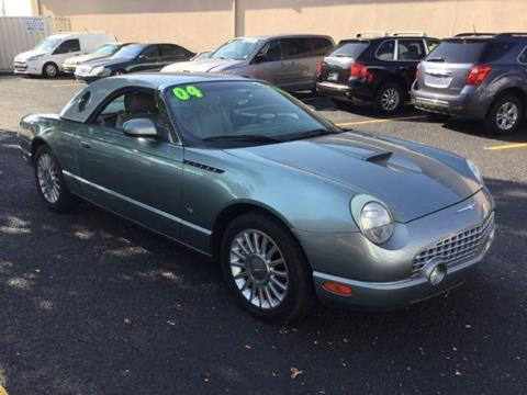 2004 Ford Thunderbird for sale in Albuquerque, NM