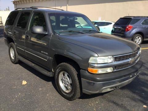 2002 Chevrolet Tahoe for sale in Albuquerque NM