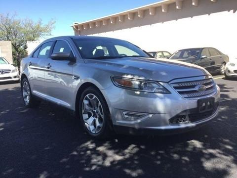 2010 Ford Taurus for sale in Albuquerque NM