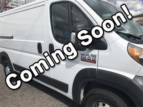 2014 RAM ProMaster Cargo for sale in Albuquerque, NM