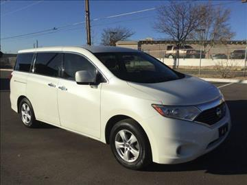 2011 Nissan Quest for sale in Albuquerque, NM