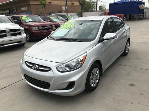 2016 Hyundai Accent for sale in Phoenix AZ