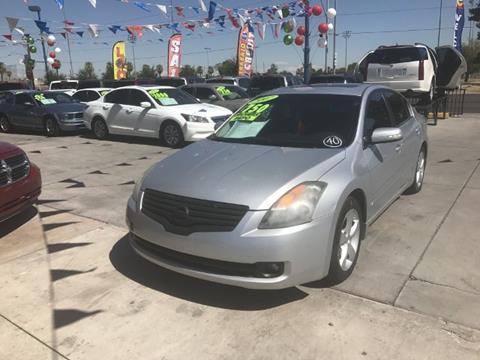 2007 Nissan Altima for sale in Phoenix AZ