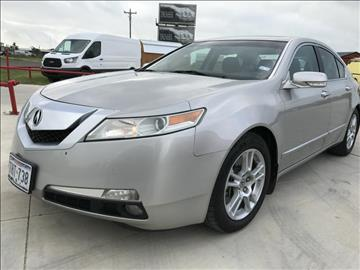 2009 Acura TL for sale in Terrell, TX