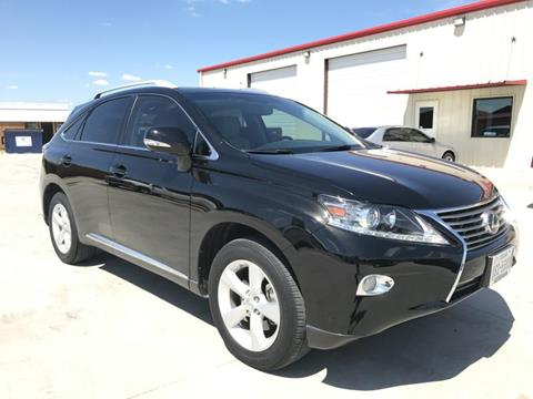 2015 Lexus RX 350 for sale in Terrell, TX