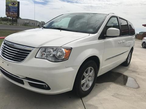 2013 Chrysler Town and Country for sale in Terrell, TX
