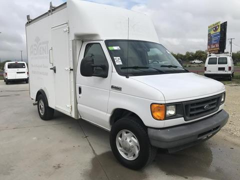 2007 Ford E-Series Cargo for sale in Terrell, TX
