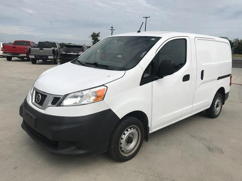 2014 Nissan NV200 for sale in Terrell, TX
