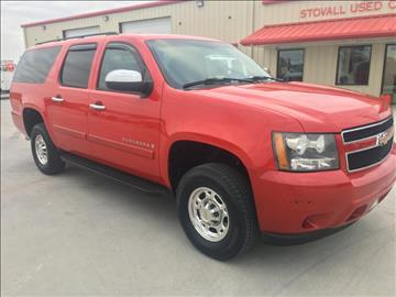 2008 Chevrolet Suburban for sale in Terrell, TX