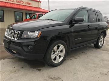 2015 Jeep Compass for sale in Terrell, TX