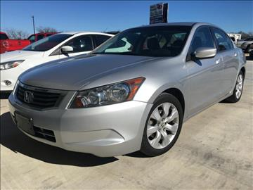 2010 Honda Accord for sale in Terrell, TX