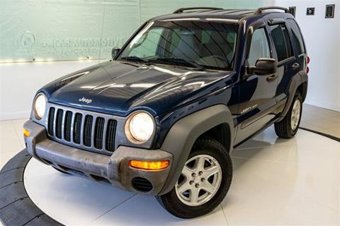 2003 Jeep Liberty for sale in Augusta, GA