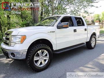 2013 Ford F-150 for sale in Augusta, GA