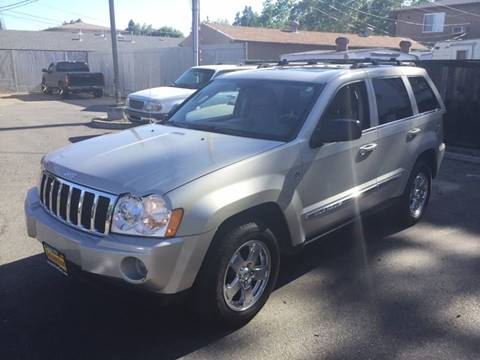 2007 Jeep Grand Cherokee for sale in Roseville, CA