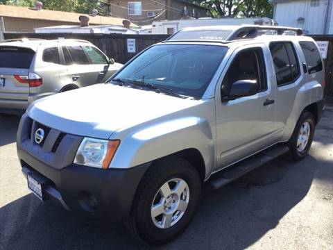 2006 Nissan Xterra for sale in Roseville, CA