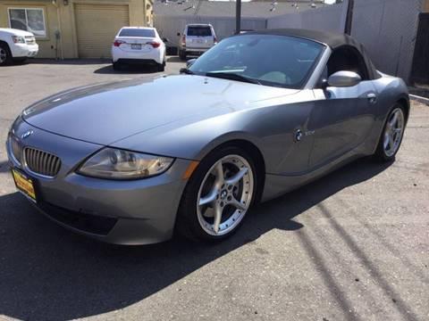 2007 BMW Z4 for sale in Roseville, CA