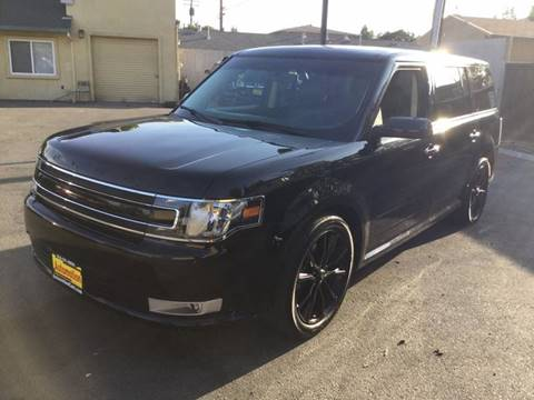 2016 Ford Flex for sale in Roseville, CA