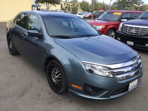 2011 Ford Fusion for sale in Roseville, CA
