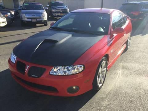2004 Pontiac GTO for sale in Roseville, CA