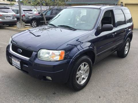 2004 Ford Escape for sale at Automotion in Roseville CA
