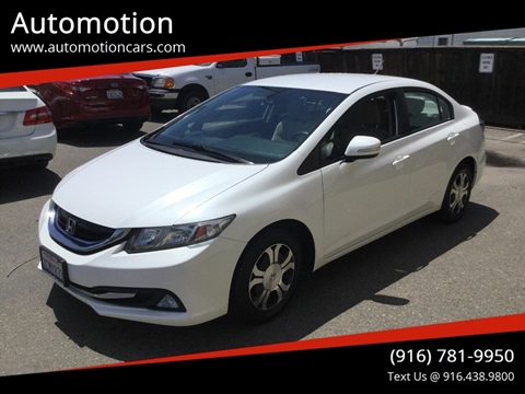 Used 2013 Honda Civic For Sale Carsforsale Com