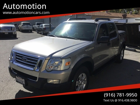 2008 Ford Explorer Sport Trac for sale in Roseville, CA