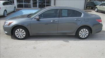2009 Honda Accord for sale in Eastland, TX