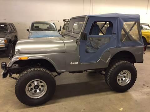 1981 Jeep CJ-5 for sale at CarsAndTags.com in Newark DE