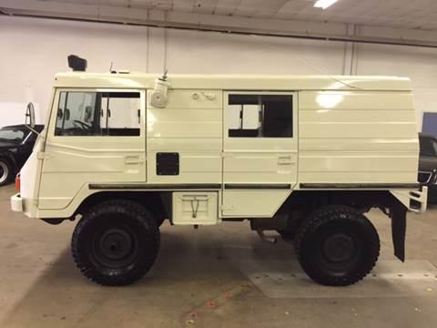 1975 Pinzgauer 710-K Radio Truck for sale in Wilmington, DE