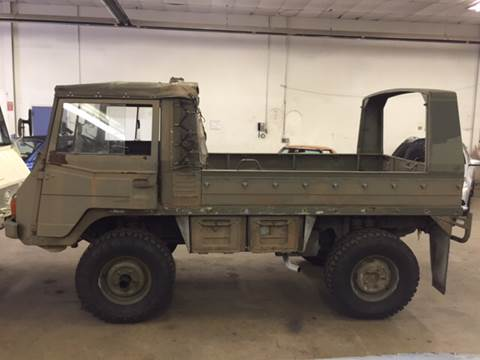 1974 Pinzgauer 710-M for sale at CarsAndTags.com in Newark DE