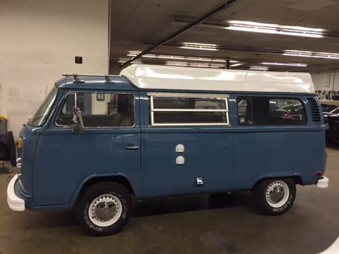 1975 Volkswagen Bus for sale at CarsAndTags.com in Newark DE