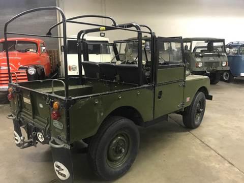 1958 Land Rover Defender