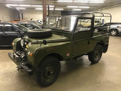 1958 Land Rover Defender for sale in Wilmington, DE