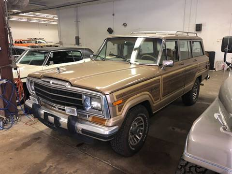 1989 Jeep Grand Wagoneer for sale in Wilmington, DE
