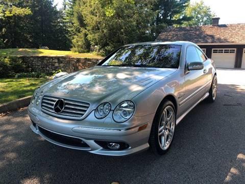 2003 Mercedes Benz CL Class For Sale In Wilmington, DE