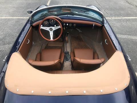 1979 Porsche 356 Speedster