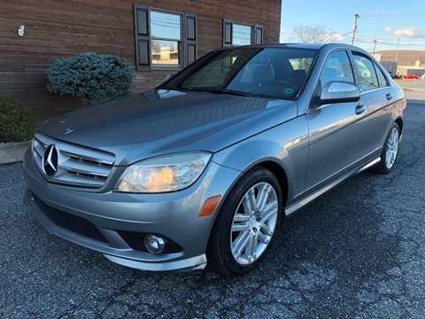 2008 Mercedes-Benz C-Class C 300 Luxury 4MATIC for sale at CarsAndTags.com in Newark DE